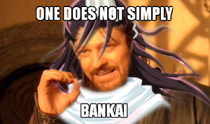 One Does Not Simply Bankai by DoctorFurry
