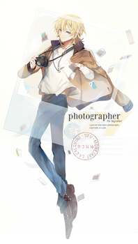 photographer by Re-SilverFlare