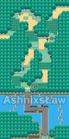 Route 1 by AshnixsLaw