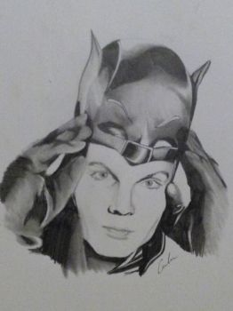 In Memory of Adam West by FoB952