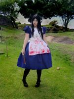 American Mcgee's Alice by julialorenzutti