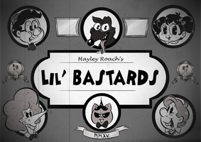 Make 'Em Laugh-  Lil Bastards by TopperHay