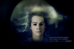 Stiles - I am the rain by ParalyzingLove
