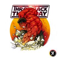 Red Hulk by WEAPONIX