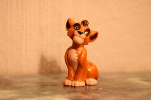 The Lion King 2 - Kovu Bullyland Figure by CrocodileRawk