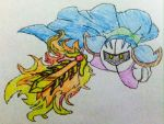 Kirby: Meta Knight (Remake) by Konggers