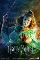 Molly Weasley - Deathly Hallows Extended by HogwartSite