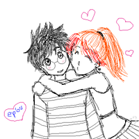 James y Lily by Spacekitty04