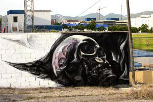 Eternal by urban-street-art