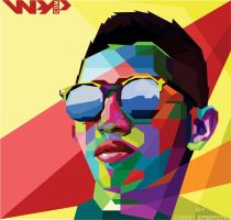 its me in WPAP by ihsanulhakim