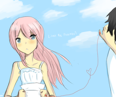 -Luka- Just Be Friends by djchungy