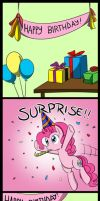 Happy Birthday to me! by McSadat