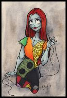 Sally by BlueUndine