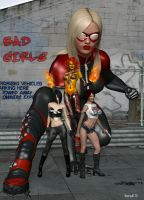 The Bad Girls 02 by hotrod5