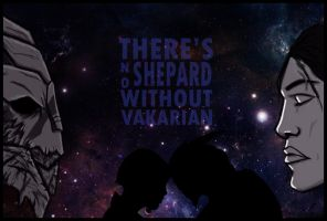 There's No Shepard Without Vakarian by Samhainophilia