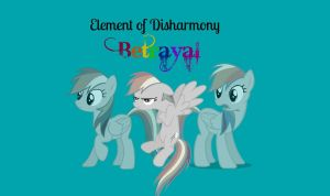 Element of Disharmony: Betrayal by SStwins