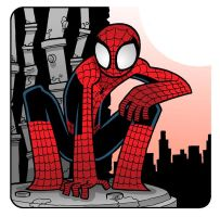 Spider-Man by JoelRCarroll