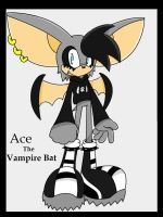 -Ace The Vampire Bat- by evil-angel13