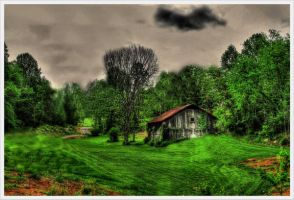 Country Fried HDR by barefootphotos