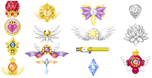 Tower Forum Rank Icons (I found them!!) by merelei