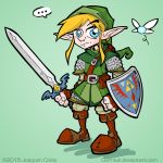Link by Quimtuk