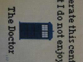 Dr. Who by Ayjah