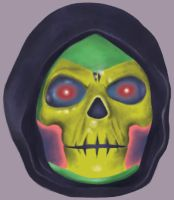 Skeletor's Head by Buzz-On