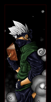 o_O kakashi with sharingan O_o by Deftonys-muse