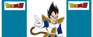 vegeta (scouter) by adminelover