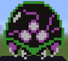 Minecraft - NES Metroid by Unstable-Life