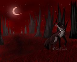 Bloodencia by hecatehell