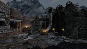 Come to Historic Windhelm by StephenBergstrom