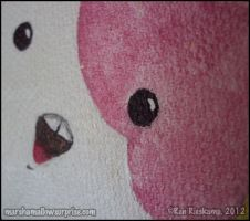 Close Up: Bunny by Twitchy-Kitty-Studio