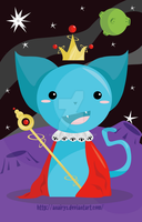 Little Kitty Prince by anairys