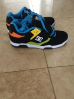 My new DC shoes! by NINJAWERETIGER