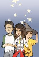 Wizards Of Waverly Place by PNPN