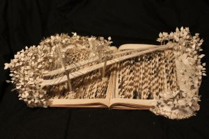 New NY Bridge Book Sculpture by wetcanvas