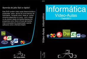 DVD Cover by hgustavo