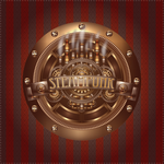 Steampunk sign by IllustratorG