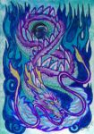 ACEO Dragon 39 by rachaelm5