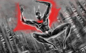 Batman Beyond by thurZ