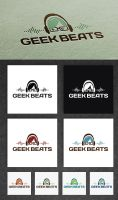 Geek Beats Logo by JaneVision