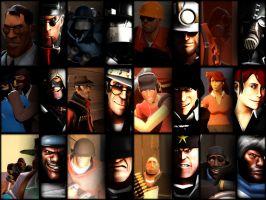 [SFM] - TF2 - oWn Origins by LoneWolfHBS