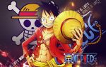 Luffy - Wallpaper by Seiikya