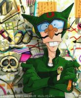 yatterman BOYAKKY time bokan by handesigner