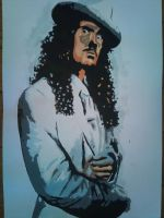 Weird al Yankovic by Bokito12