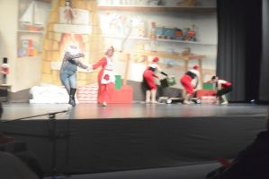 The Dance Company Christmas Show, Santa by Miss-Tbones