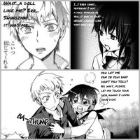 WAIT...WHAT THE HELL IS WRONG WITH ME? by Shinozaki--Ayumi