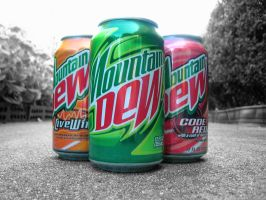 Mountain Dew by KravinMorhead