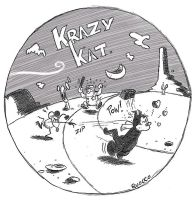 Happy 100th, Krazy Kat by MichaelJRuocco